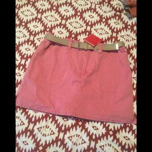 Gloria Vanderbilt Skort Skirt - 16 Stretch
